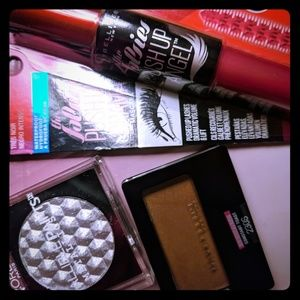 Make-up, new never been used beauty products